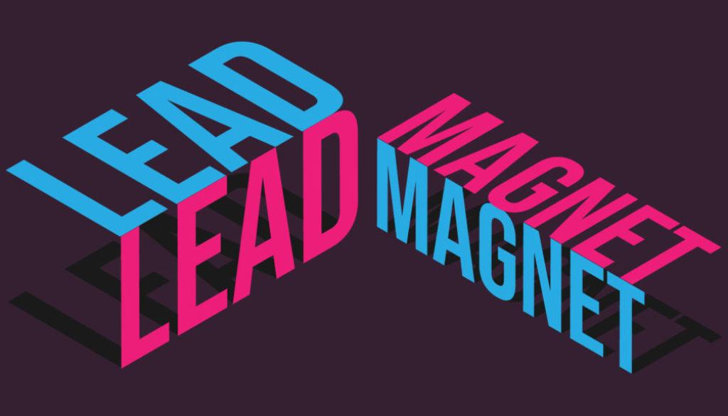 Lead Magnet, blog Scroll